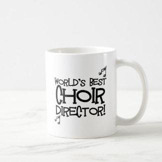 Taza De Café El mejor director del coro del mundo