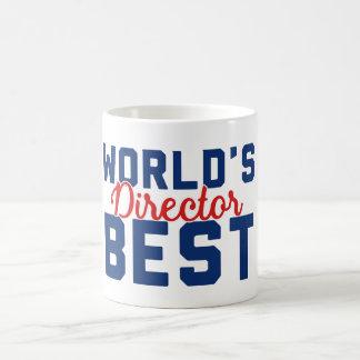Taza De Café El mejor director del mundo
