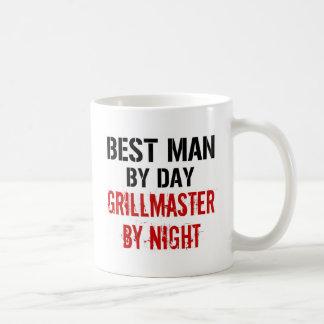 Taza De Café El mejor hombre de Grillmaster