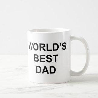 Taza De Café El mejor papá del mundo