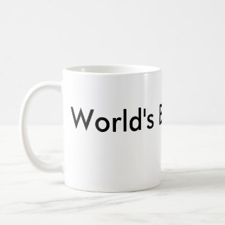Taza De Café El mejor vendedor del mundo