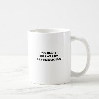 Taza De Café El obstétrico más grande de los mundos