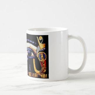 Taza De Café El ojo egipcio de Horus