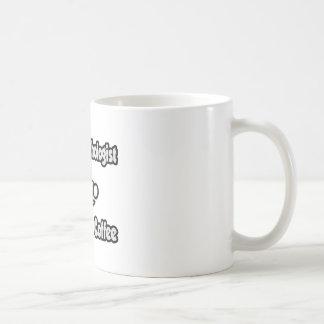 Taza De Café El patólogo inmediato… apenas añade el café