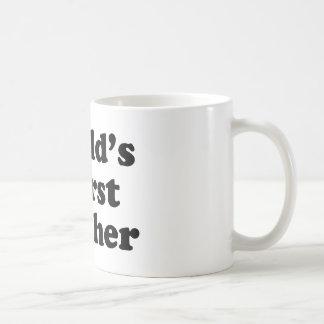 Taza De Café el profesor peor del mundo