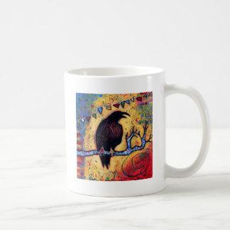 Taza De Café El regalo del cuervo