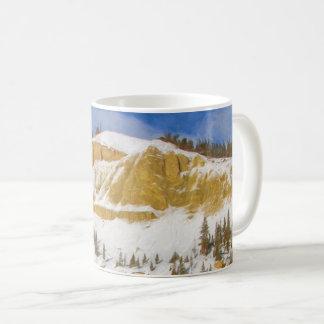 Taza De Café El río Yellowstone