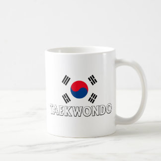 Taza De Café El Taekwondo