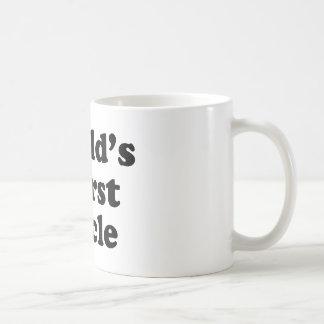 Taza De Café el tío peor del mundo