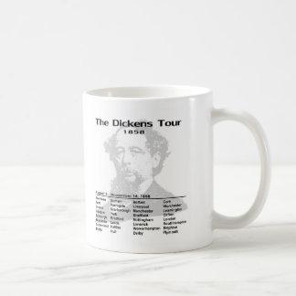 Taza De Café El viaje de Dickens