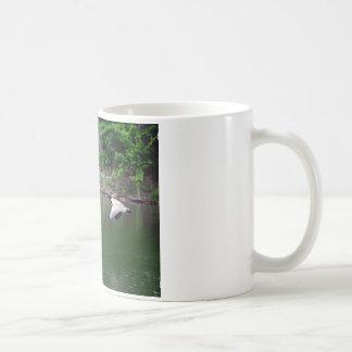 Taza De Café El volar salvaje de los gansos