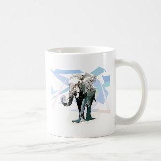 Taza De Café elefante africano