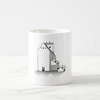 Taza De Café Elevador de grano