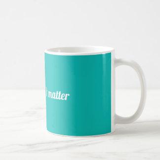 Taza De Café Elisa no importa personalizar su