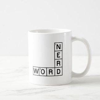 Taza De Café Empollón de la palabra