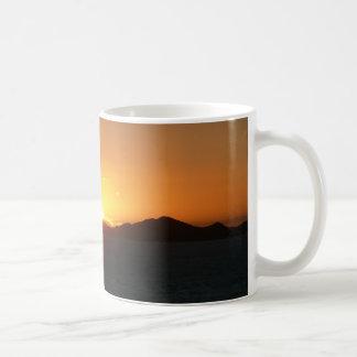 Taza de café enorme