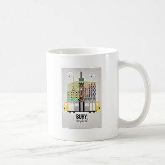 Taza De Café Entierro