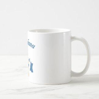 Taza De Café Equipo de consumición de Luisiana