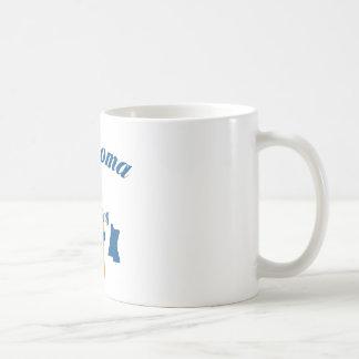 Taza De Café Equipo de consumición de Oklahoma
