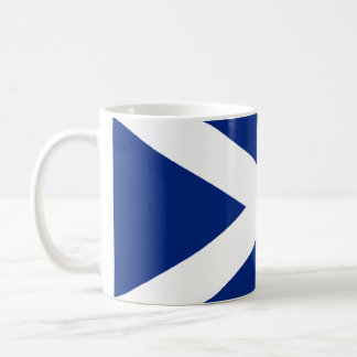 Taza De Café Escocés Saltire