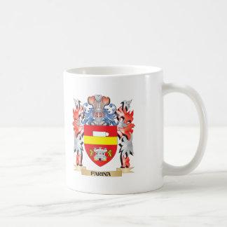 Taza De Café Escudo de armas de la harina de cereales - escudo
