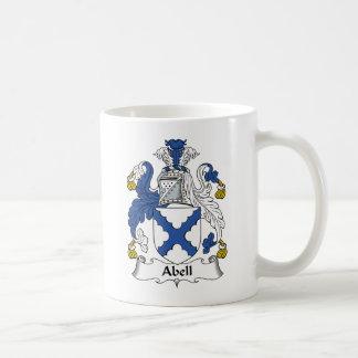 Taza De Café Escudo de la familia de Abell