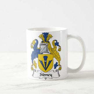Taza De Café Escudo de la familia de Sidney