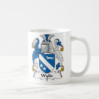 Taza De Café Escudo de la familia de Wylie
