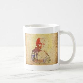 Taza De Café Escudo papal de Juan Pablo II