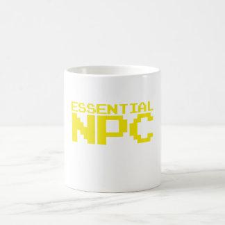 Taza de café esencial de NPC