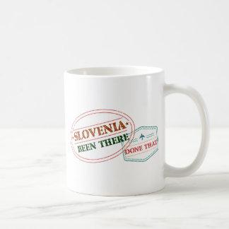 Taza De Café Eslovenia allí hecho eso