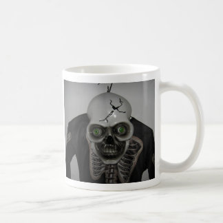 Taza De Café Esqueleto