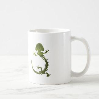 Taza De Café Esqueleto de Hellbender