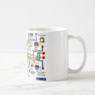 Taza De Café Esquema eléctrico