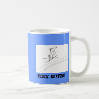 Taza De Café esquiador, VAGO del ESQUÍ