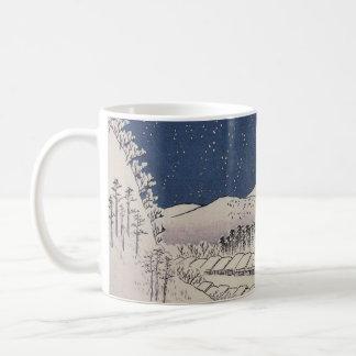 Taza De Café Está nevando