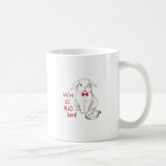 Taza De Café ¡Estamos todos enojados aquí!