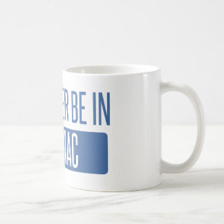 Taza De Café Estaría bastante en Pontiac