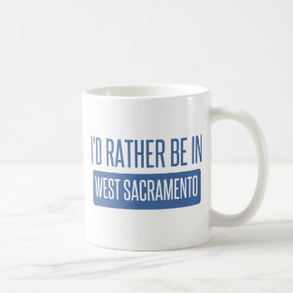 Taza De Café Estaría bastante en Sacramento del oeste