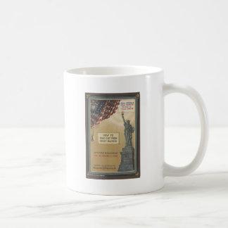 Taza De Café Estatua de la libertad