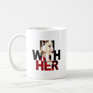 Taza De Café Estoy con ella