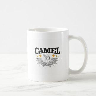 Taza De Café estrellas del camello