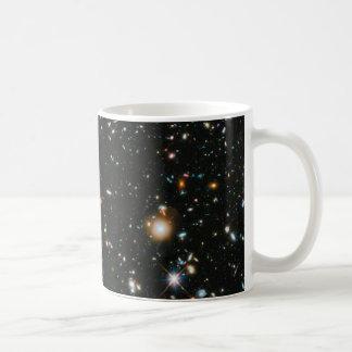 Taza De Café Estrellas y galaxias del espacio profundo