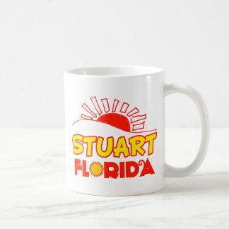 Taza De Café Estuardo, la Florida
