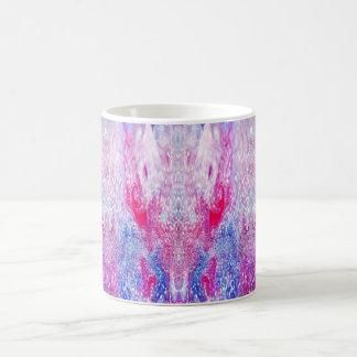 Taza De Café extracto colorido