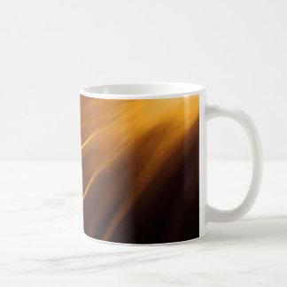 Taza De Café Extracto de la fibra óptica