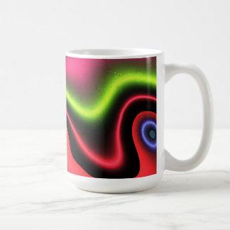 Taza De Café Fantasía vibrante 1
