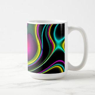 Taza De Café Fantasía vibrante 5