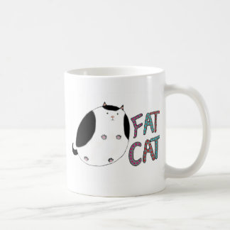 Taza De Café Fatcat