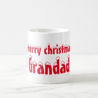 Taza De Café Felices Navidad